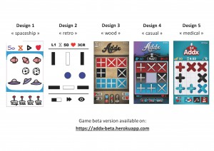 ADDX Design competition